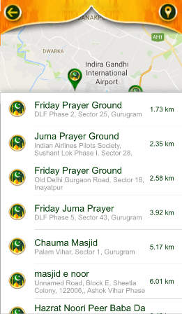 Quran App for Prayer Times, Qibla Direction, Nearest Mosque